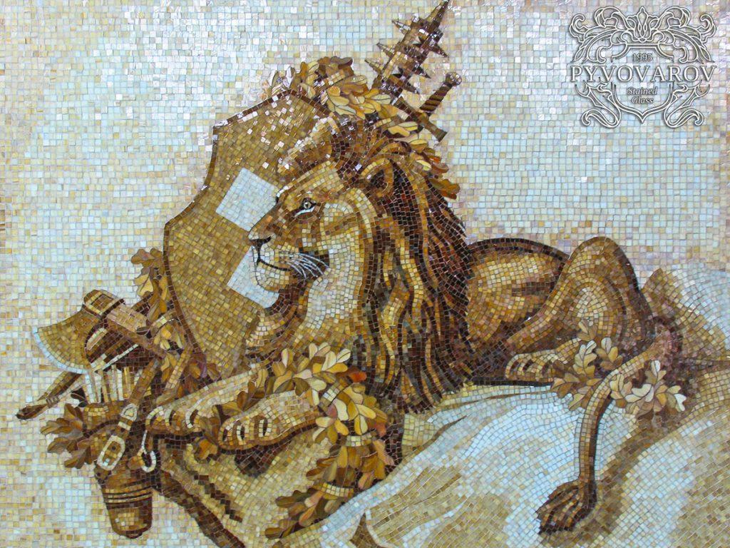 Мозаика #M-0124