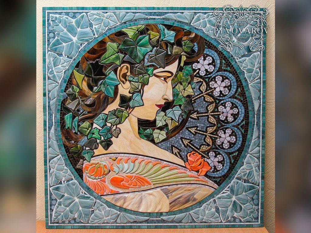 Мозаика #M-0127