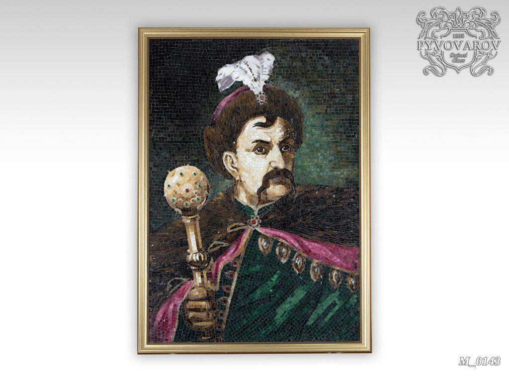 мозаика Богдан Хмельницкий