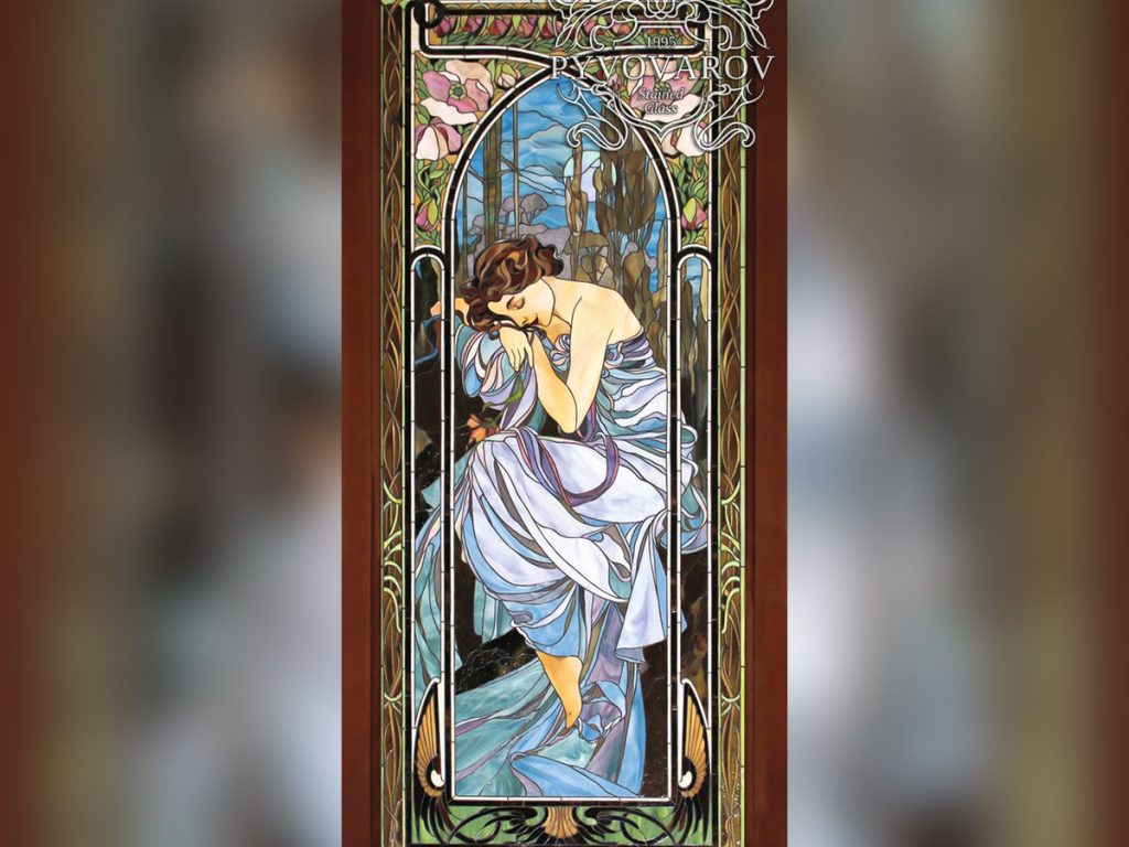 Дверь #VD-0129