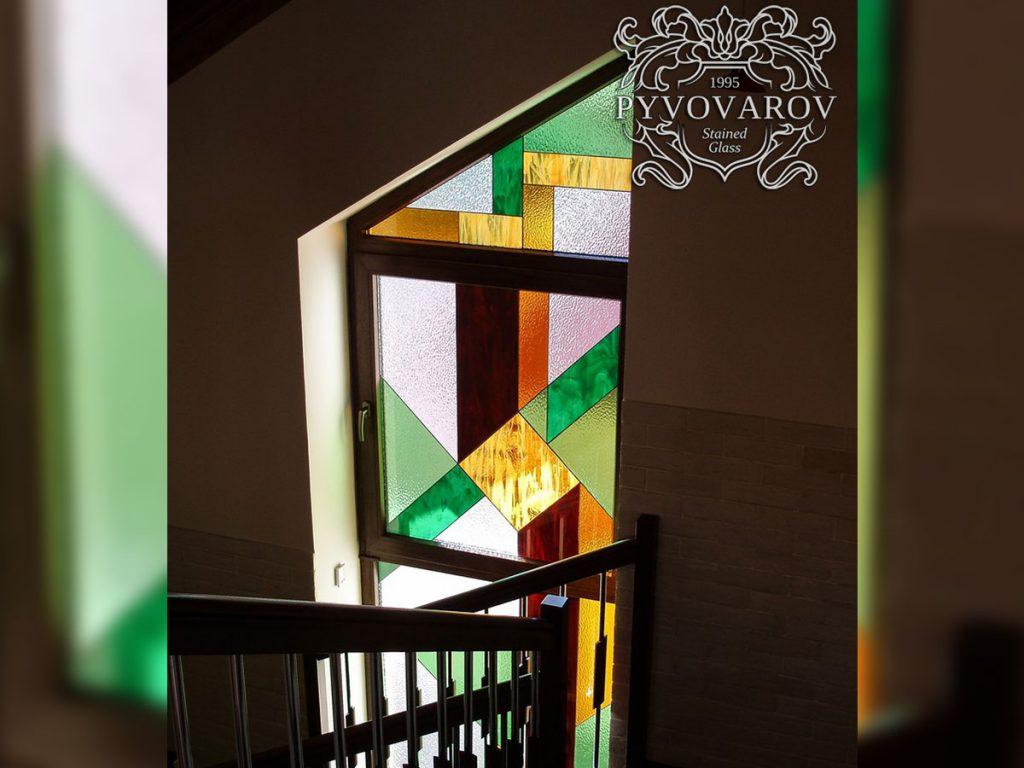 Витражное окно #VO-0120