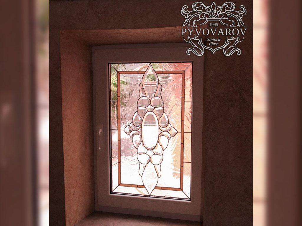 Витражное окно #VO-0161