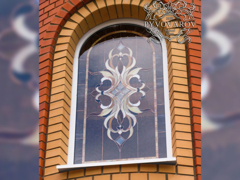 Витражное окно #VO-0162