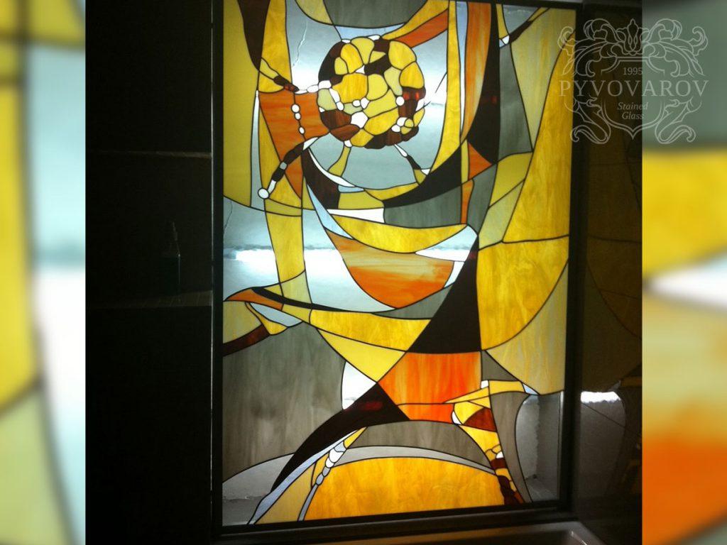 Витражное окно #VO-0212