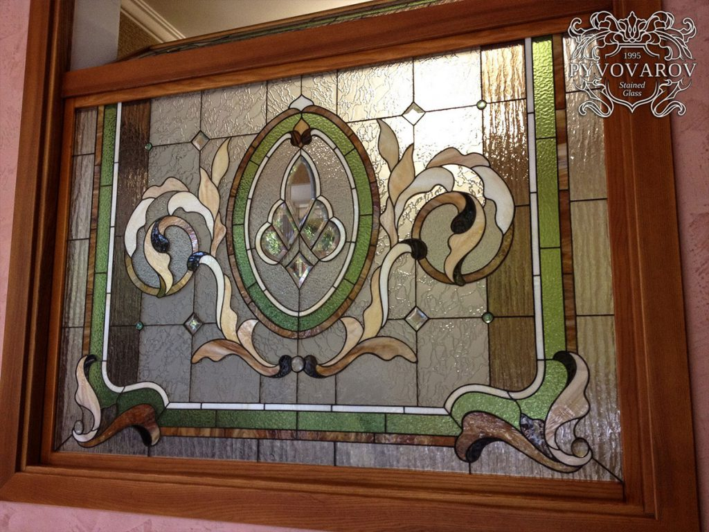 Витражное окно #VO-0232