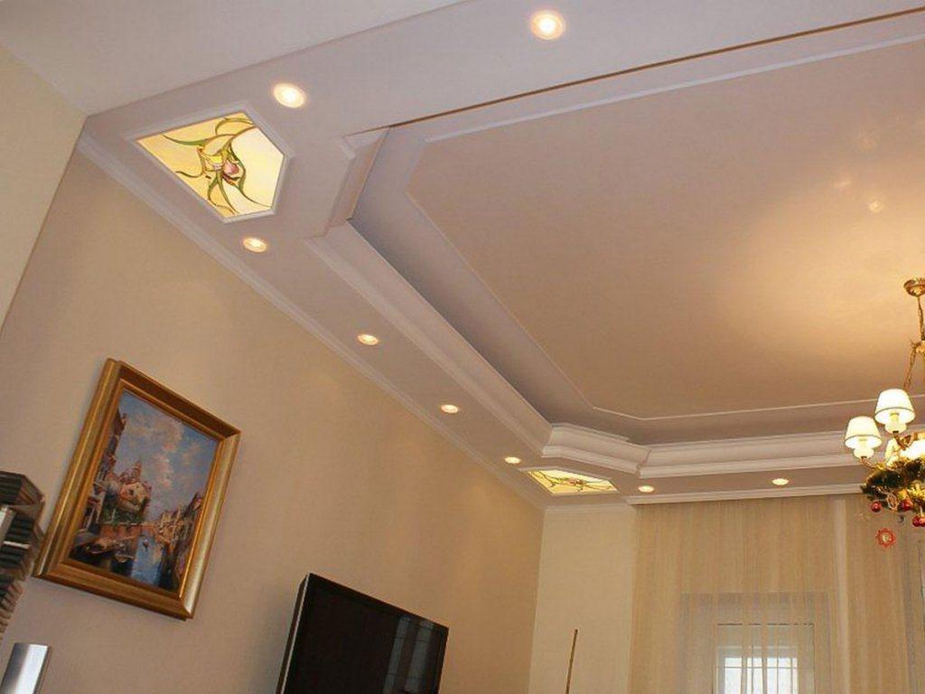 Витражный потолок #VP-0109