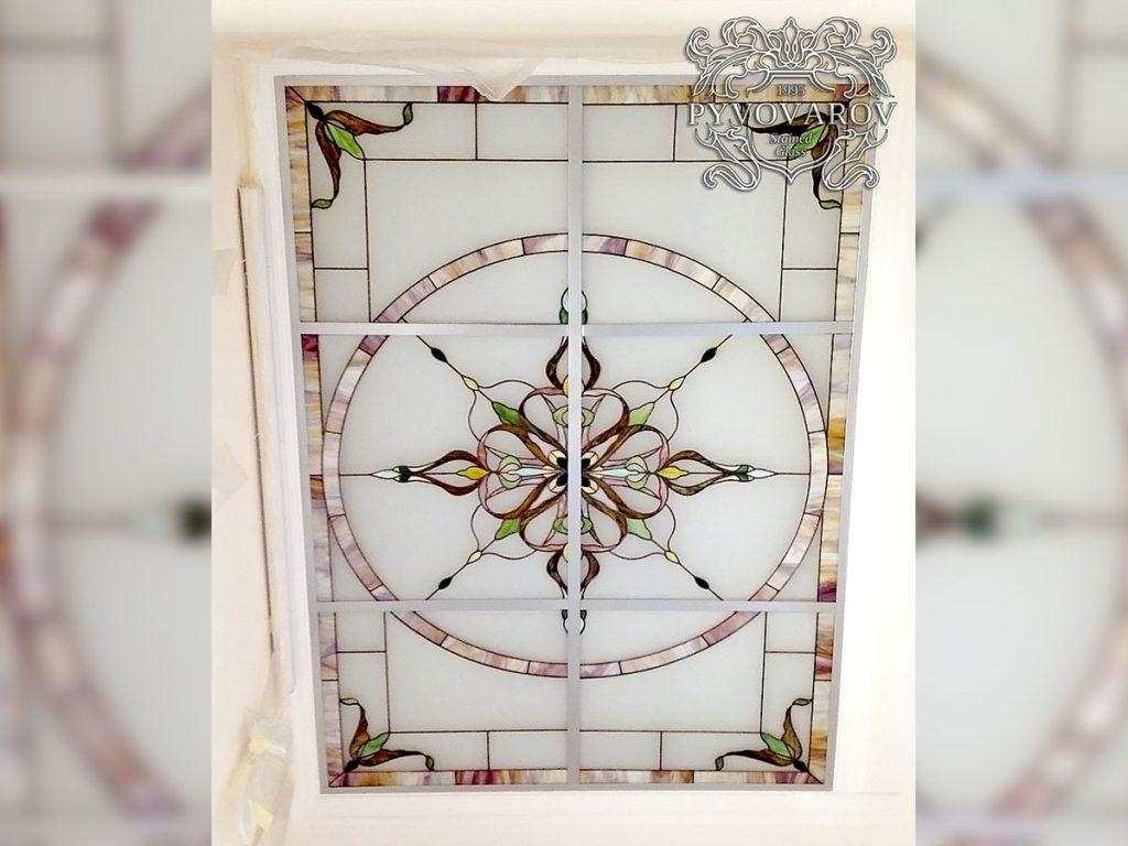 Витражный потолок #VP-0164