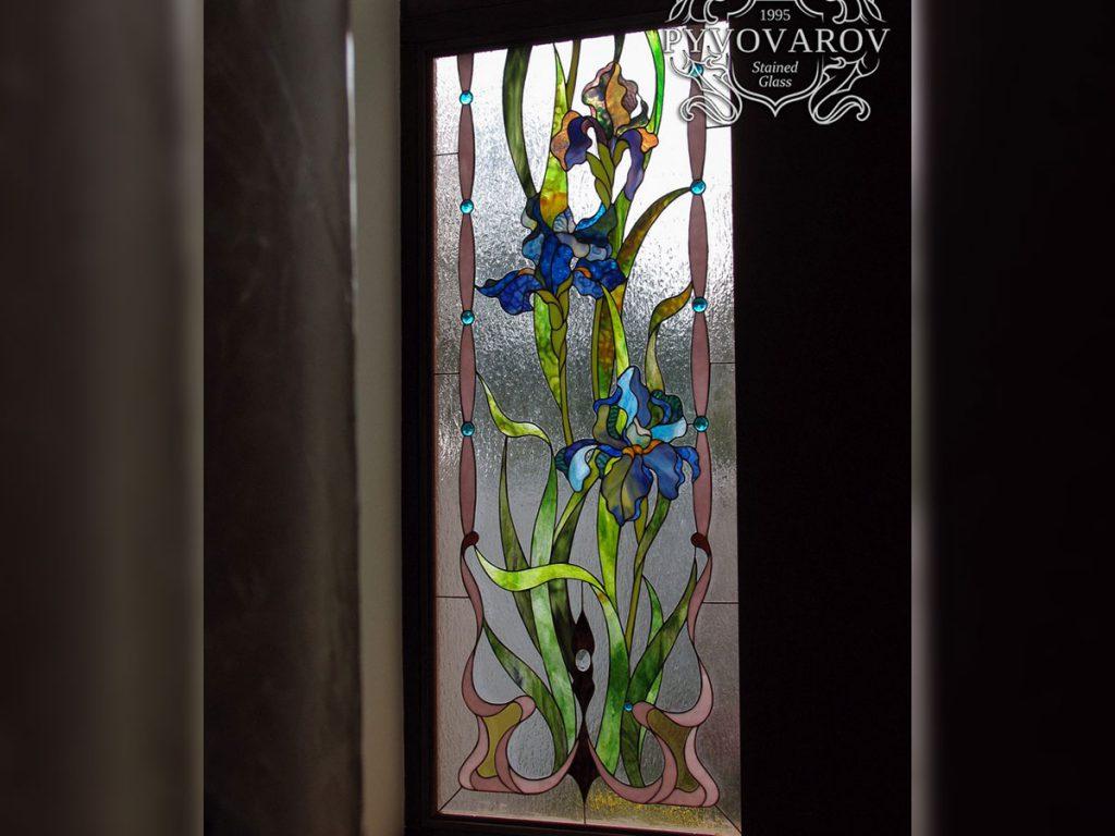 Витражное окно #VO-0102