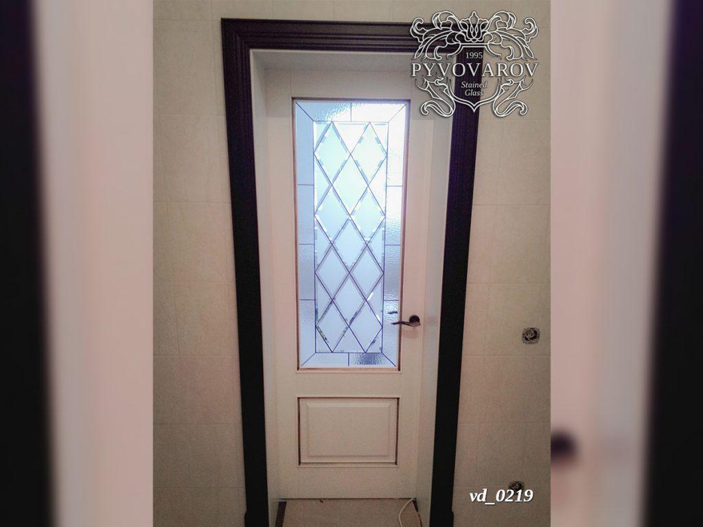 Витражная дверь #VD-0219