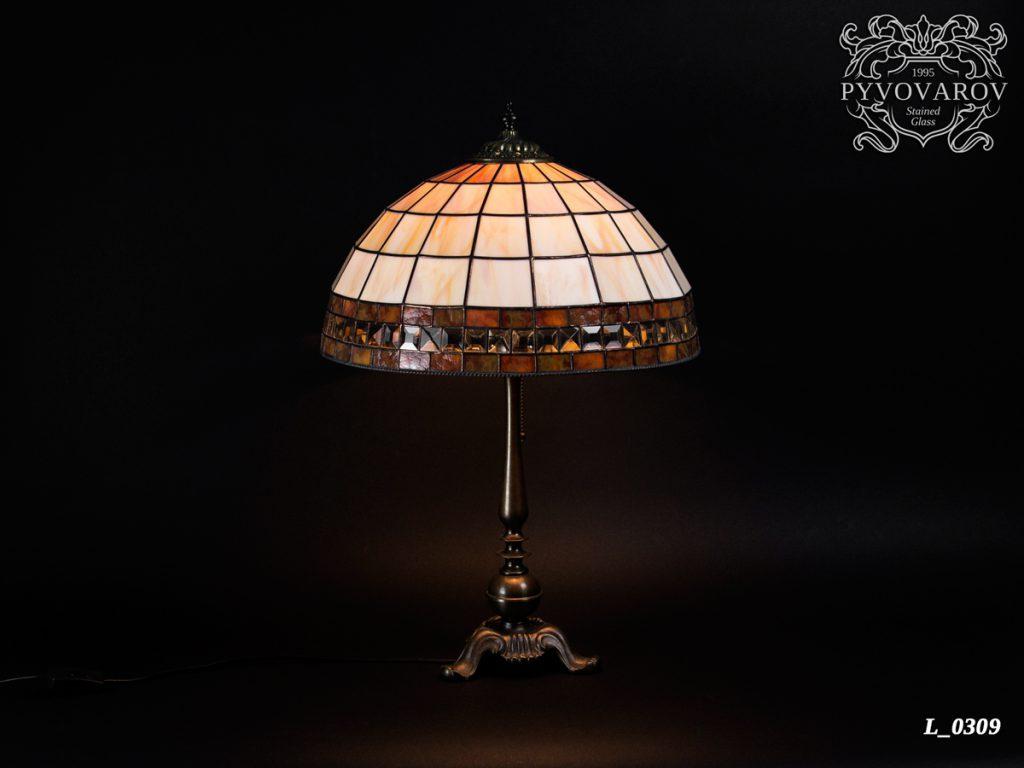 светильник тиффани