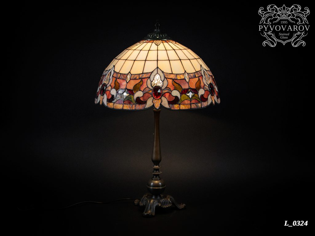 светильник тиффани #L-0324