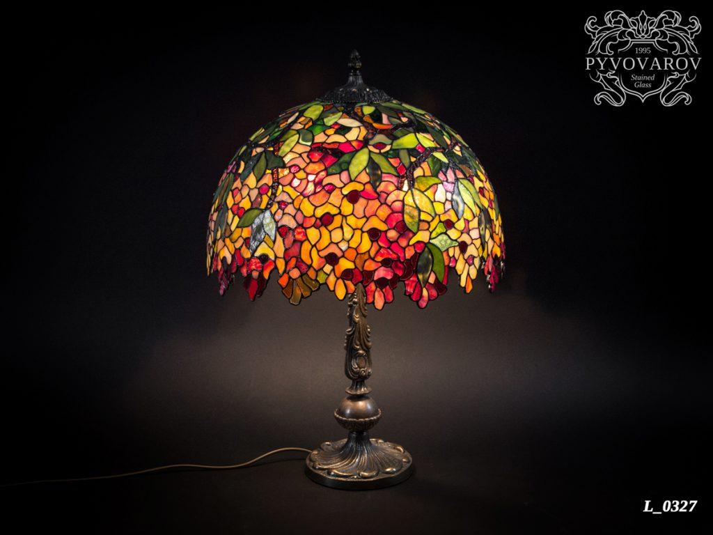 светильник тиффани #L-0327