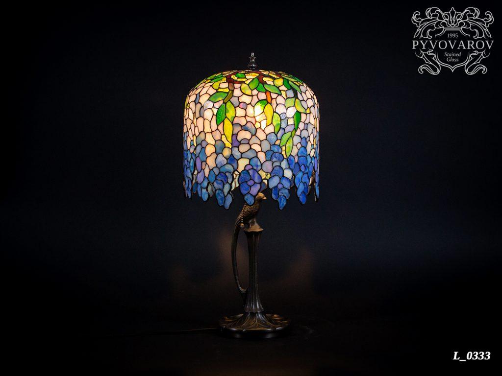 светильник тиффани #L-0333