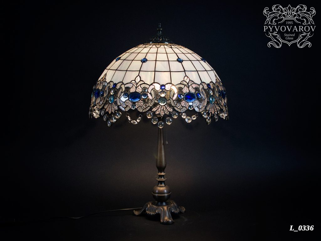 светильник тиффани #L-0336