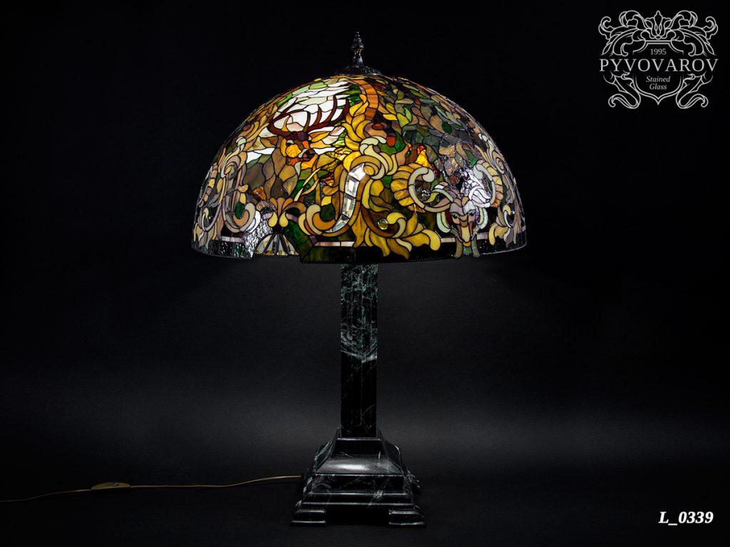 светильник тиффани #L-0339