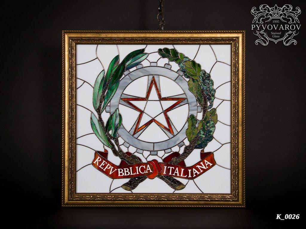 герб Италия