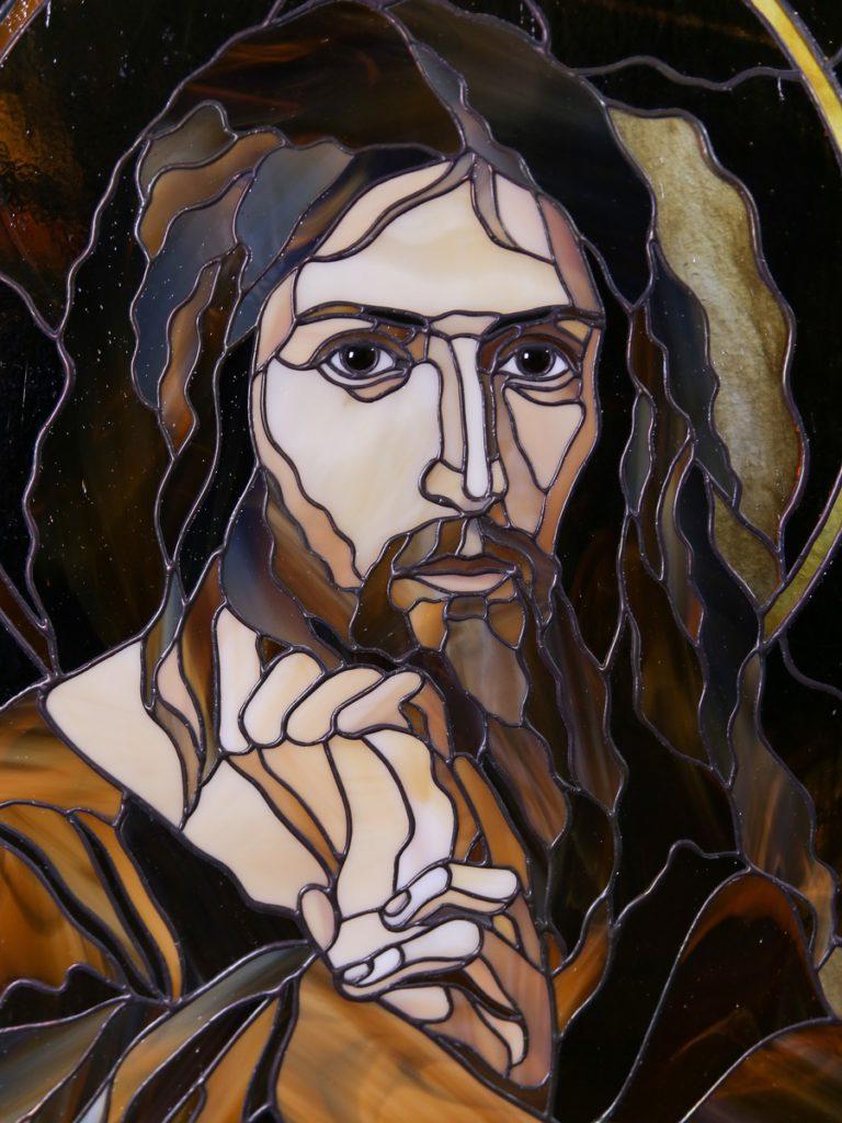 иисус портрет