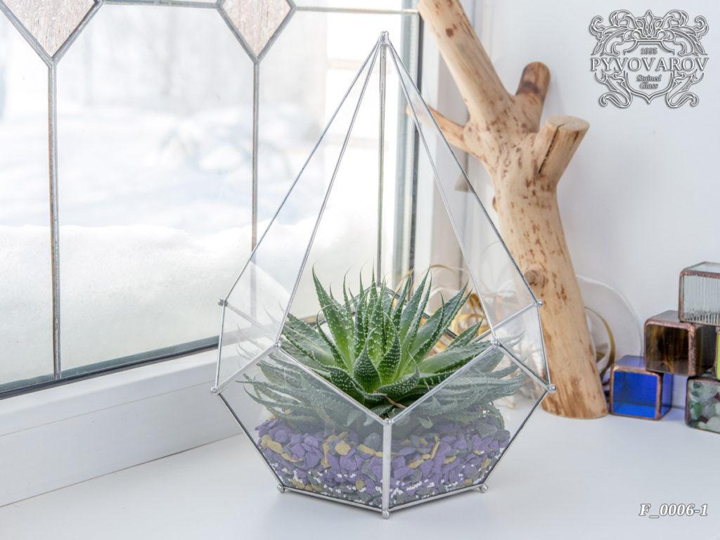 Флорариум 20х30 см